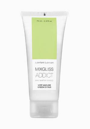 Лубрикант  MixGliss Addict Green Citrus, 70 мл , фото 2