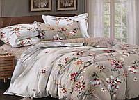 """Комплект постельного белья евро-размер """"нежность"""""""