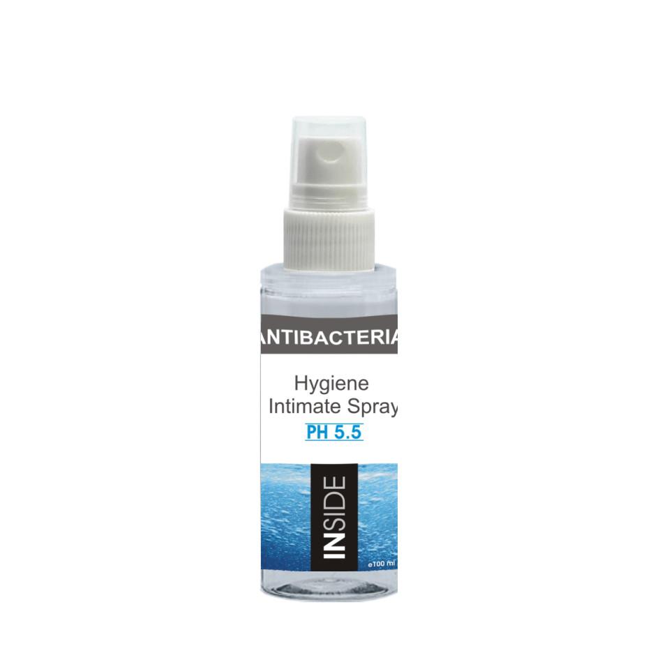Антибактериальный тоник для интимных зон Inside Hygiene Intimate, 100 мл