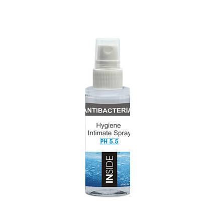 Антибактериальный тоник для интимных зон Inside Hygiene Intimate, 100 мл , фото 2