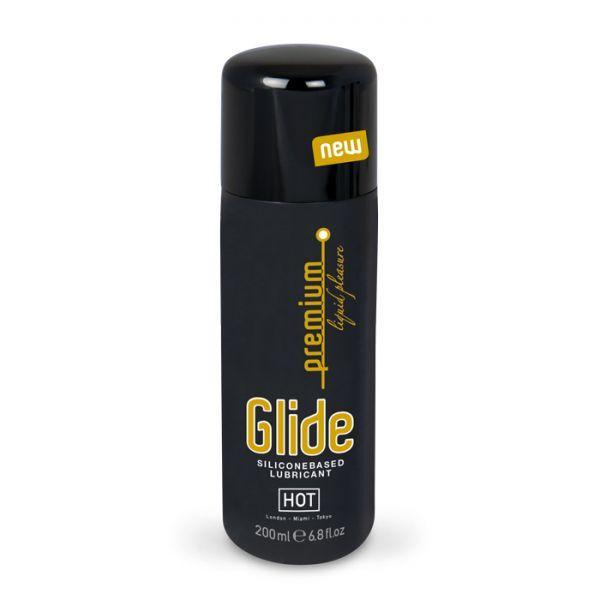 Лубрикант на силиконовой основе Premium Silicone Glide, 200 мл