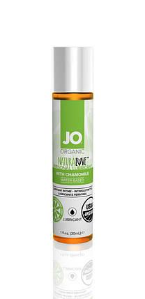 Лубрикант на водной основе System JO Naturalove Organic, 30 мл, фото 2