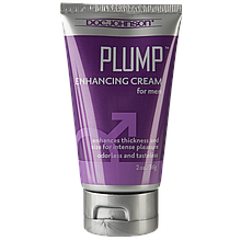 Крем для увеличения члена Doc Johnson Plump  Enhancing Cream For Men, 56 г