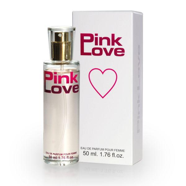 Духи с феромонами женские Pink Love, 50 мл
