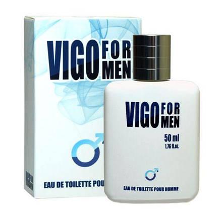 Мужские духи с феромонами Vigo, 50 мл , фото 2