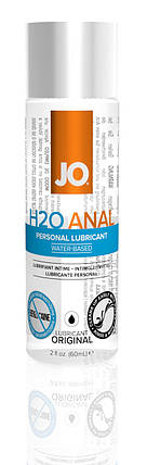 Лубрикант на водной основе System JO ANAL H2O Original, 60 мл, фото 2