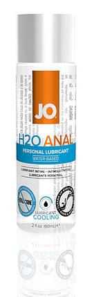 Лубрикант на водной основе System JO Anal H2O Cooling, 60 мл , фото 2