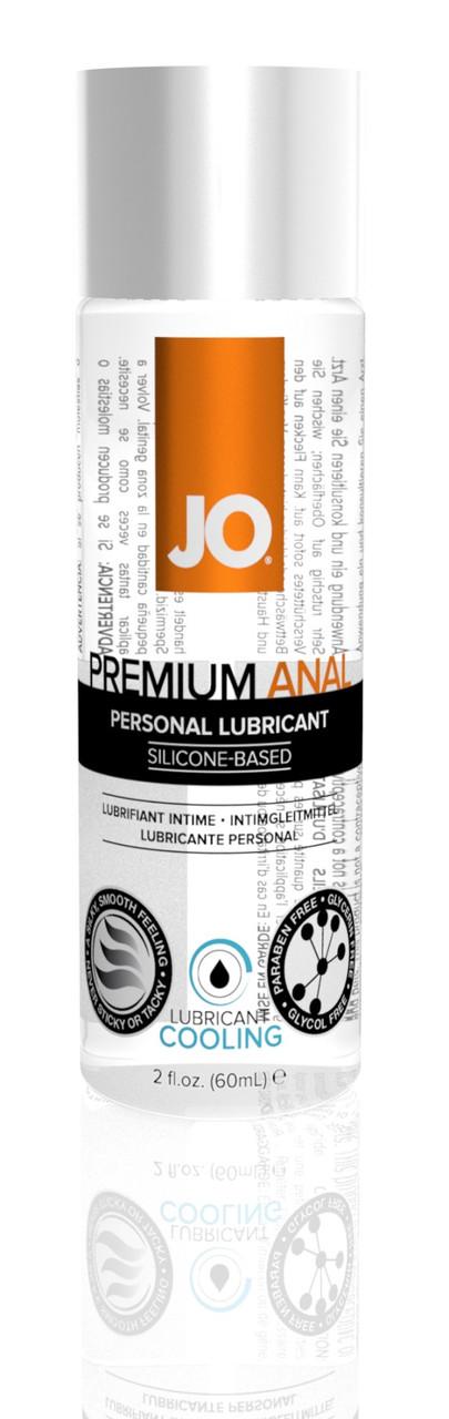 Лубрикант на силиконовой основе System JO Anal Premium Cooling, 60 мл