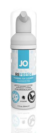 Мягкая пенка для очистки игрушек System JO REFRESH, 50 мл , фото 2
