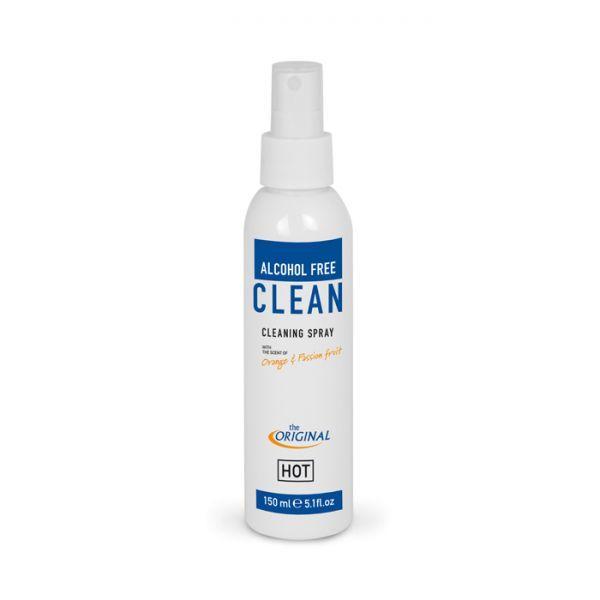 Очиститель для игрушек HOT CLEAN, 150 мл