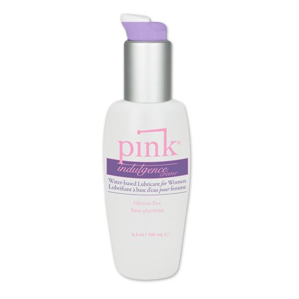 Интимная крем-смазка Pink Indulgence Creme, 100 мл