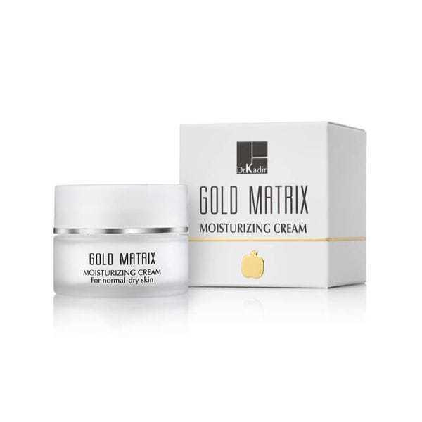 Увлажняющий крем для нормальной и сухой кожи Золотой Матрикс, 50 мл