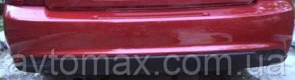 Бампер задний Приора ВАЗ 2170 цвет Антарес 125, заводской