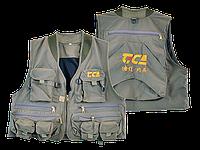 Жилет спиннингиста Tica HB01