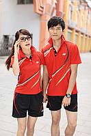 Спортивный мужской костюм для бадминтона и тенниса YONEX