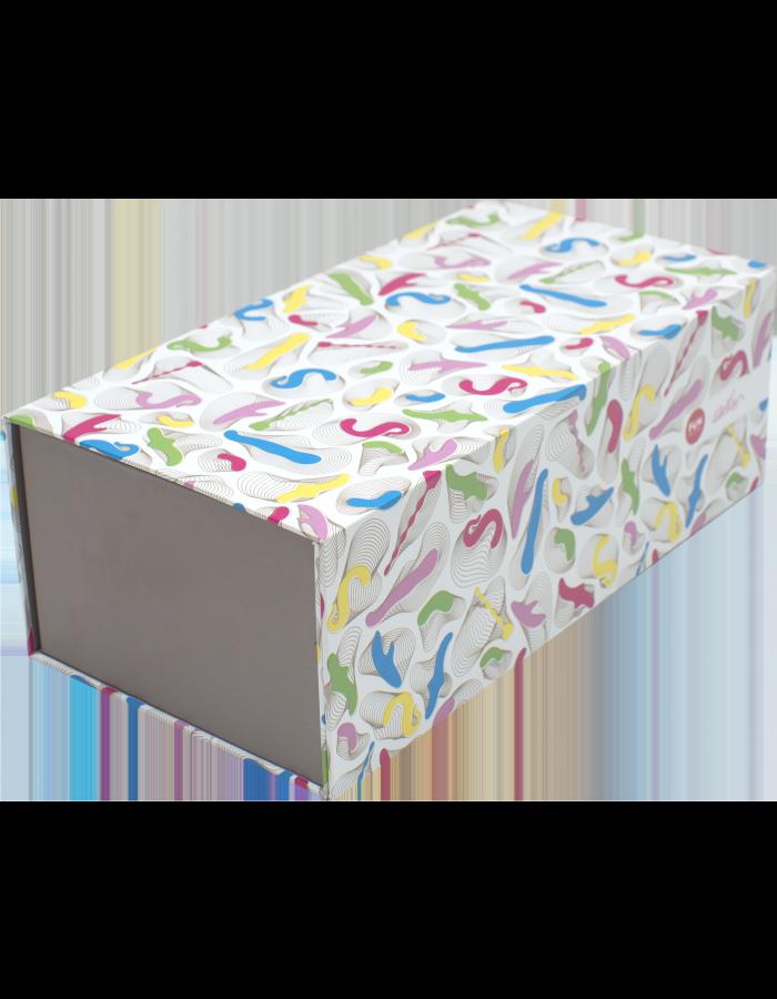 Коробка для секс-игрушек KARIM RASHID TOYBOX от Fun Factory