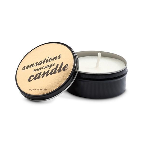 Свеча для массажа Sensations Massage Candle, 35 гр