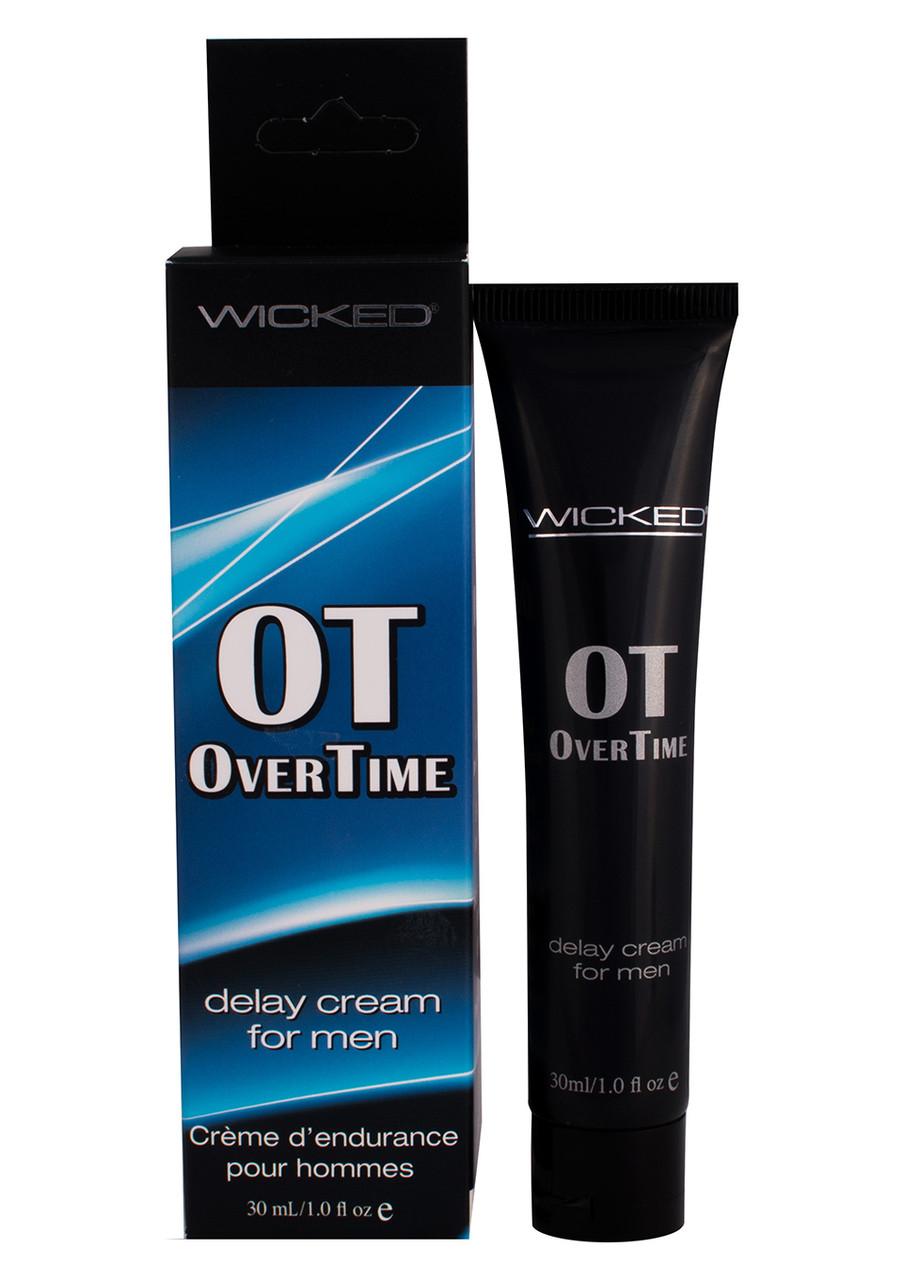 Пролонгує крем Overtime Delay Cream, 30 мл