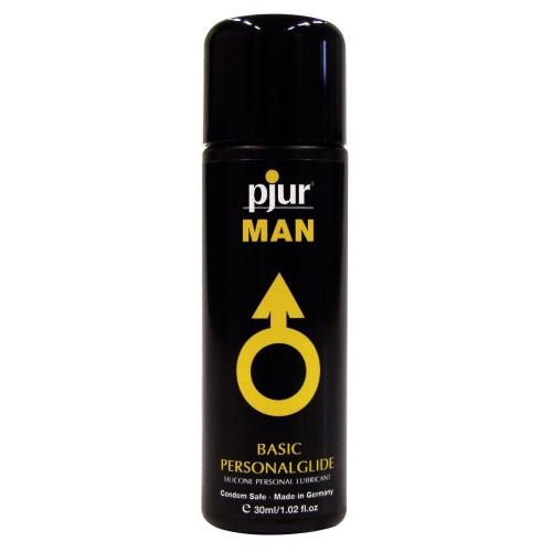 Лубрикант на силиконовой основе pjur MAN Premium Extremeglide, 30 мл