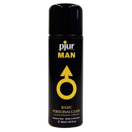 Лубрикант на силиконовой основе pjur MAN Premium Extremeglide, 30 мл , фото 2