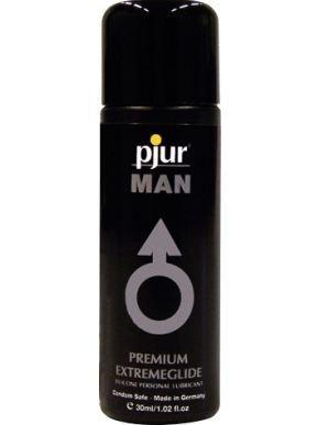 Лубрикант на силиконовой основе pjur MAN Basic personal glide, 30 мл