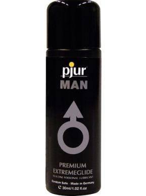 Лубрикант на силиконовой основе pjur MAN Basic personal glide, 100 мл , фото 2