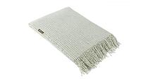 Плед шерстяной Wool ROMA 140х200см светло-серый