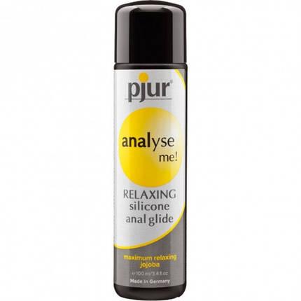 Анальная смазка на силиконовой основе pjur analyse me! glide, 100 мл , фото 2