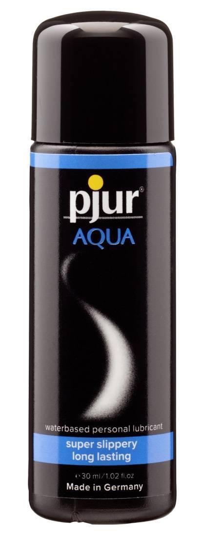 Лубрикант на водной основе pjur Aqua, 100 мл