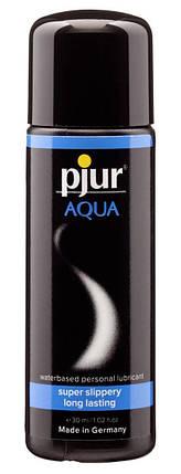 Лубрикант на водной основе pjur Aqua, 100 мл , фото 2