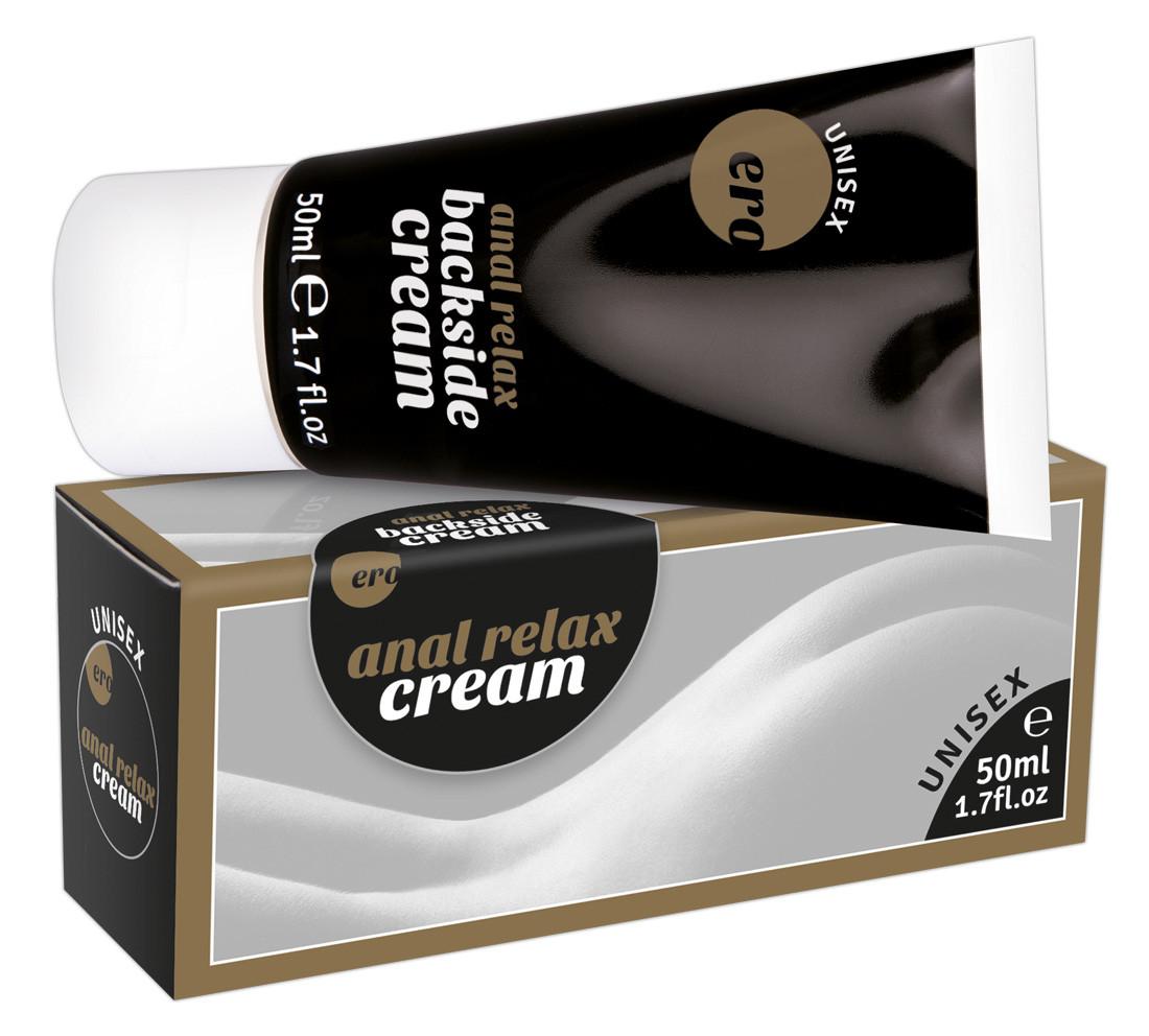 Анальний крем anal relax backside cream, 50 мл
