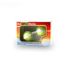 Вагінальні кульки Be Mine Balls, фото 2