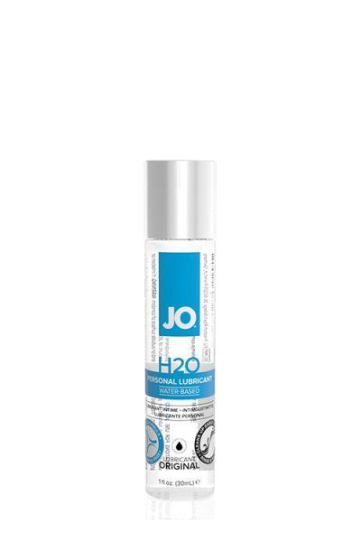 Нейтральный лубрикант на водной основе System JO Personal Lubricant H2O, 30 мл