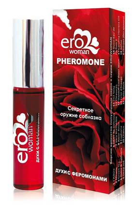 """Женские духи с феромонами """"Erowoman №3"""", флакон ролл-он 10 мл , фото 2"""