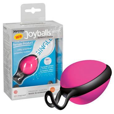 Вагинальный шарик Joyballs secret single, 3,5 см , фото 2