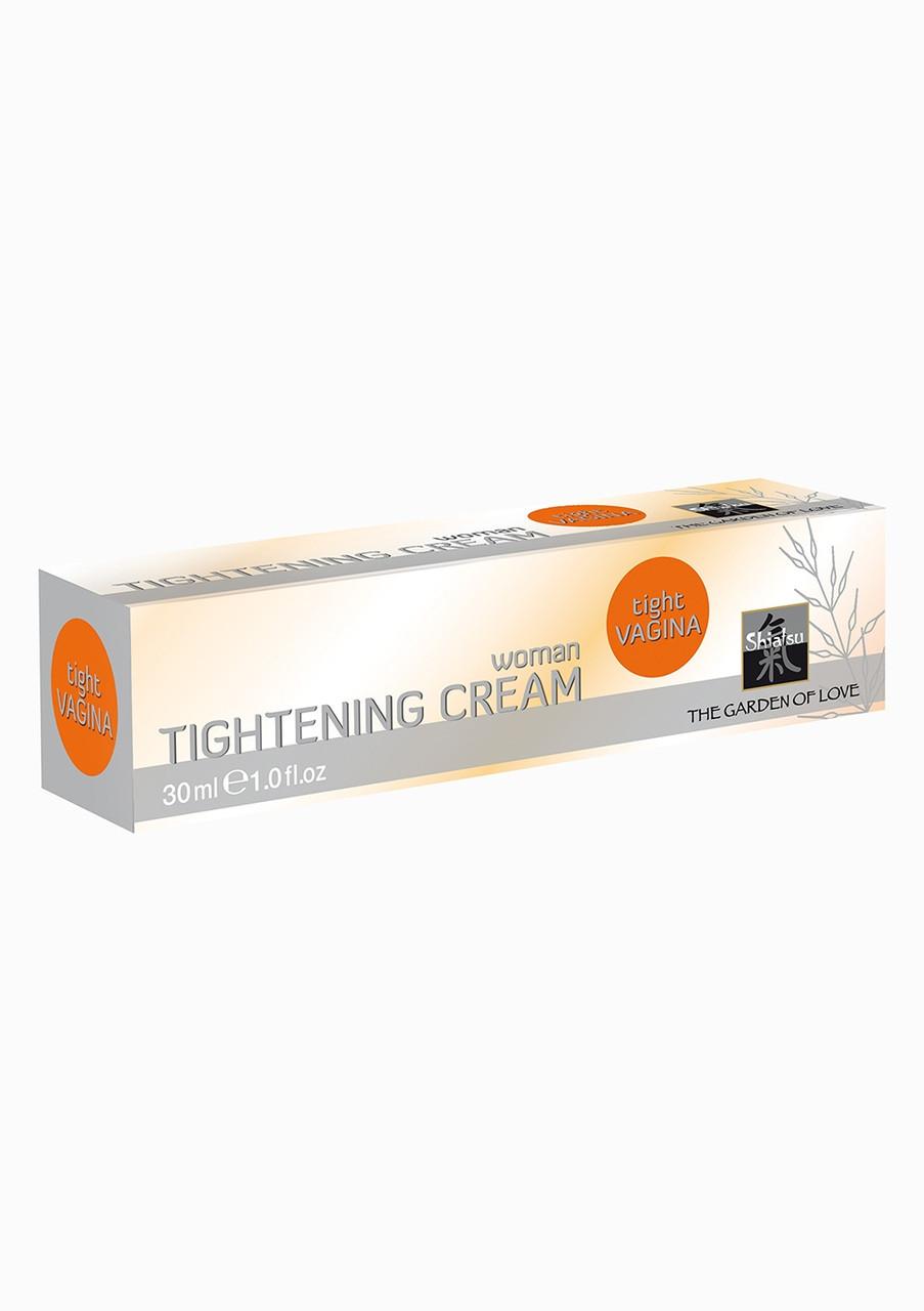 """Сужающий вагинальный крем """"Shiatsu Tightening Cream"""", 30 мл"""