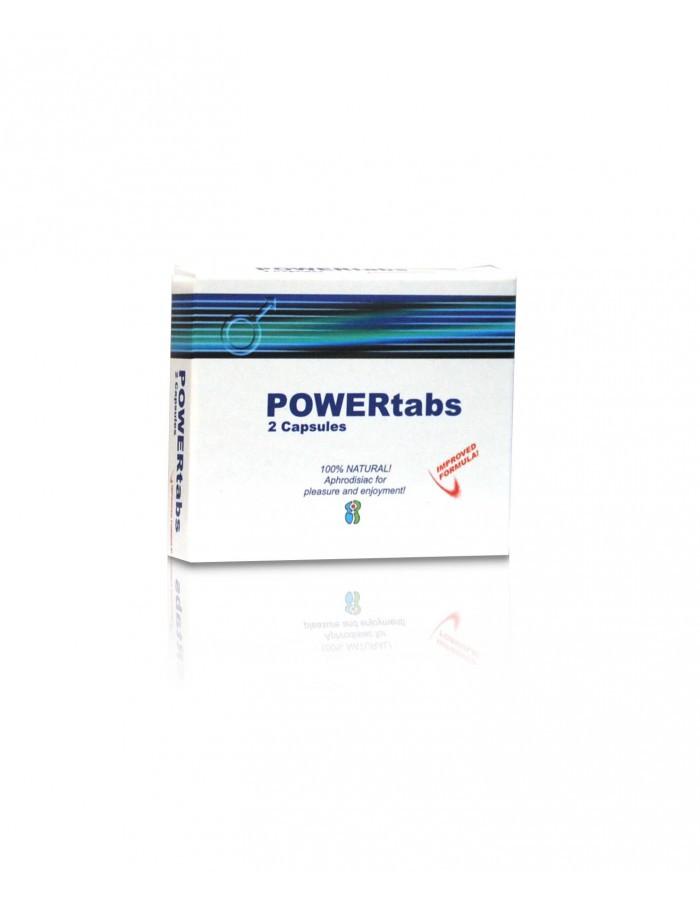 Nordmax Таблетки для мужчин PowerTabs ,2 шт