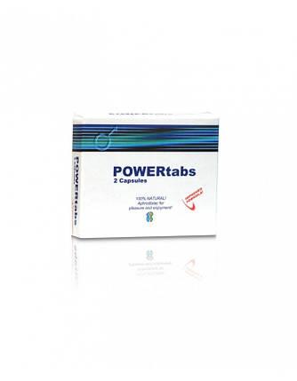 Nordmax Таблетки для мужчин PowerTabs ,2 шт , фото 2