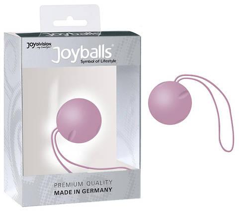 Вагинальный шарик Joyballs single, 3,5 см , фото 2