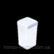 Емкость для сыпучих продуктов 1,3л., фото 3