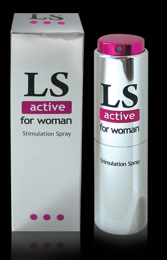 """Lovespray active"" спрей для женщин (стимулятор), 18 мл"