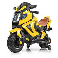 Електричний мотоцикл дитячий (M 3681ALS-6), фото 1