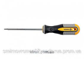 Отвертка Torx VOREL Т6 х 75 мм