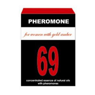 Pheromone 69 для женщин, 1,5 мл
