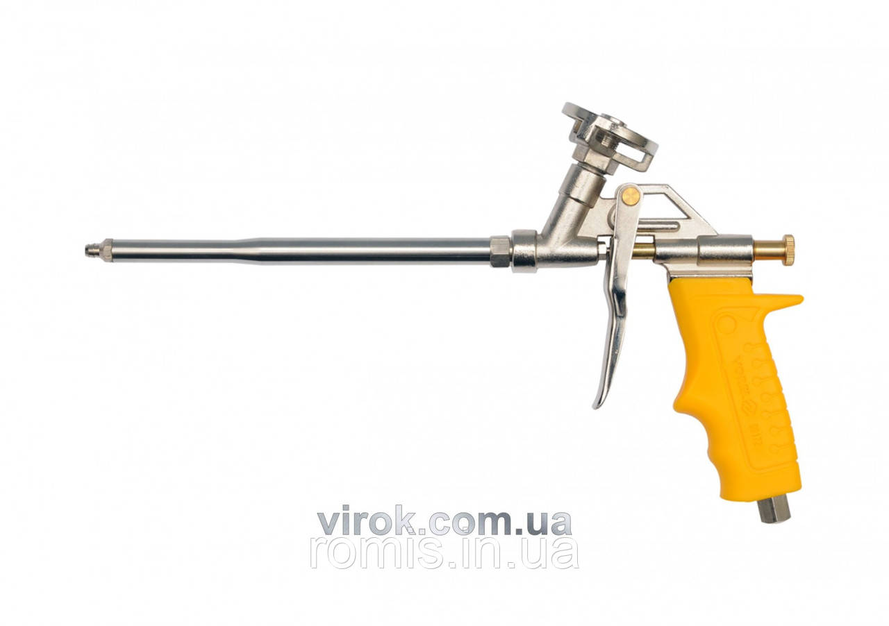 Пистолет для монтажной пены VOREL ПРОФІ