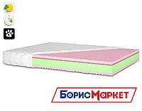 Матрас ортопедический Matroluxe Shine Lilac / Лилак двусторонний