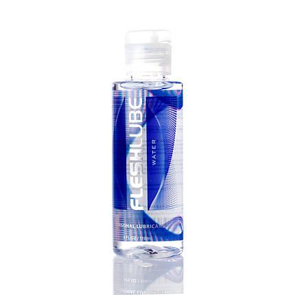 Лубрикант Fleshlube Water (Вода) 30 мл, фото 2