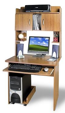 Компьютерный стол прямой Сальта.