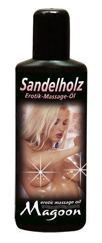 Массажное масло Sandelholz Massage сандал, 100 мл