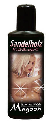Массажное масло Sandelholz Massage сандал, 100 мл , фото 2